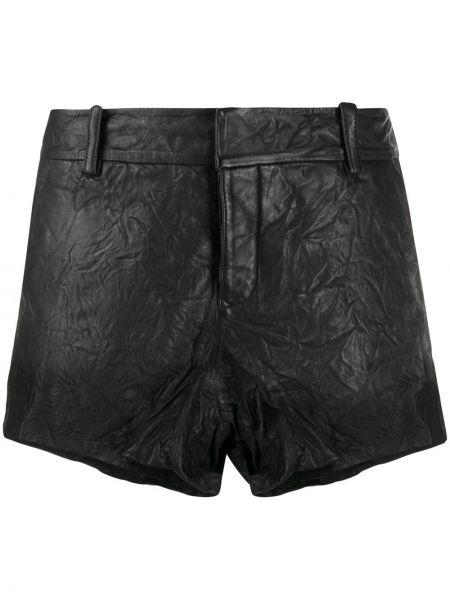 Черные шорты с карманами Zadig&voltaire