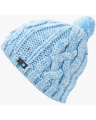 Голубая шапка осенняя Roxy