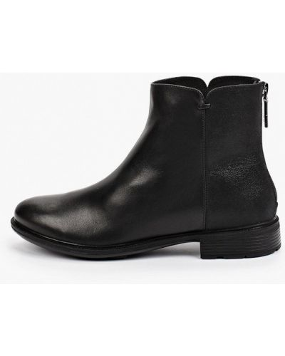Черные ботинки осенние Pazolini