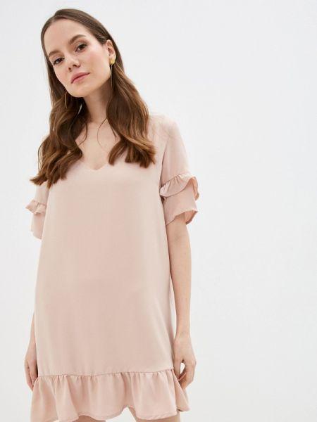 Розовое платье Miss Miss By Valentina