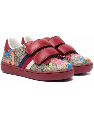 Klasyczne buty sportowe Gucci Kids