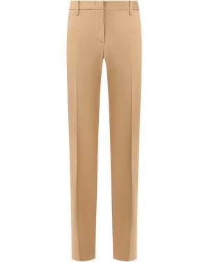 Шерстяные брюки - бежевые No. 21