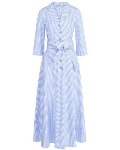 Платье рубашка в полоску приталенное Weill