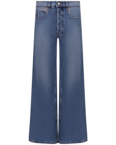 Хлопковые джинсы - голубые Magda Butrym
