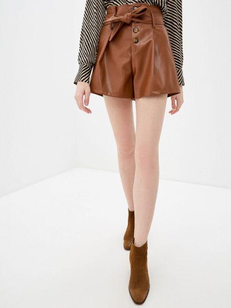 Повседневные коричневые шорты With&out