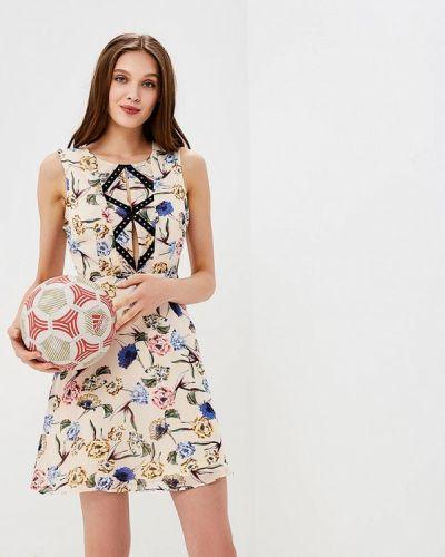 Бежевое платье Urban Bliss