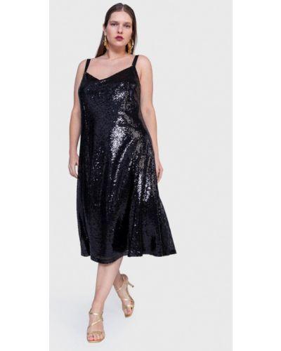 Вечернее платье - черное Lessismore
