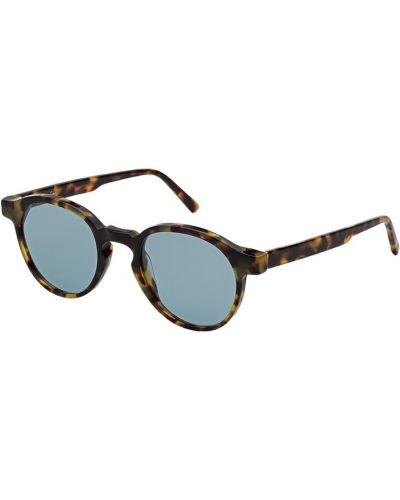Brązowe okulary Retrosuperfuture