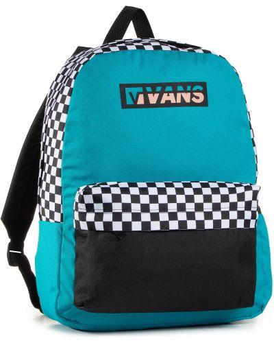 Czarny sport plecak Vans