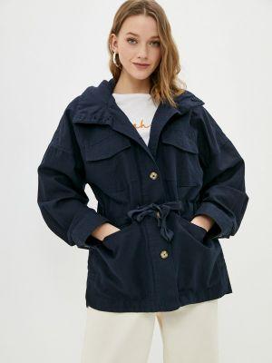 Куртка - синяя Gant