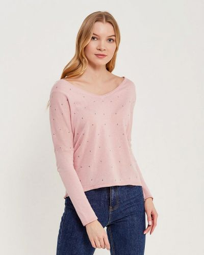 Розовый пуловер Zarina