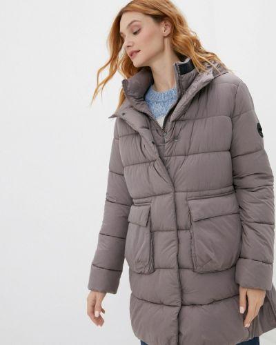 Бежевая теплая куртка Joop!