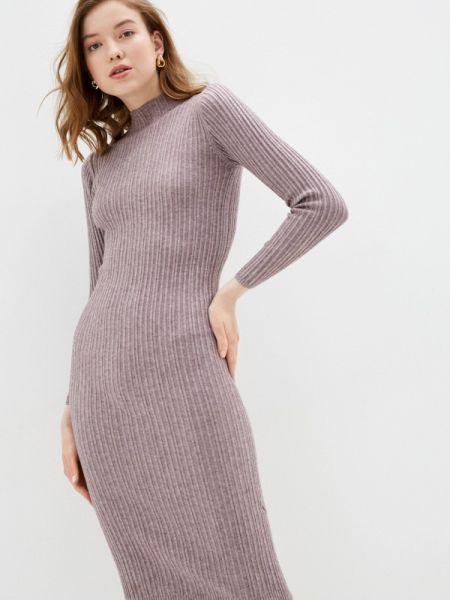 Вязаное розовое платье Donatello Viorano