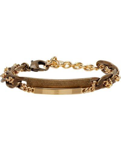 Złota bransoletka Dheygere