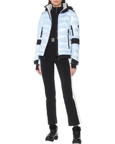 Облегченная синяя модная куртка Toni Sailer