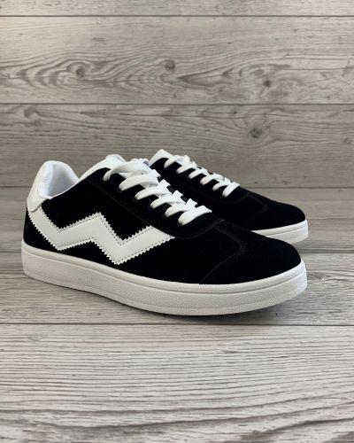 Кроссовки - черные Horoso