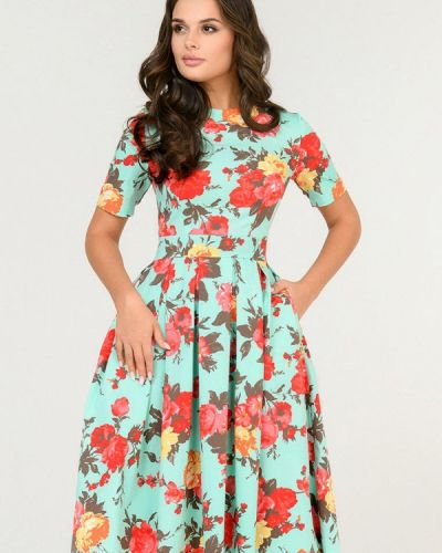 Платье - бирюзовое D&m By 1001 Dress
