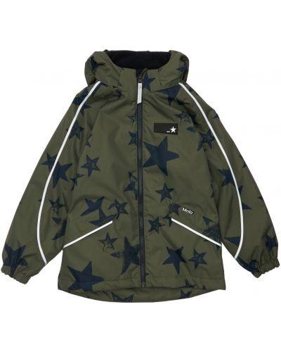 Дутая куртка - зеленая Molo
