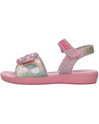 Różowe sandały Lelli Kelly