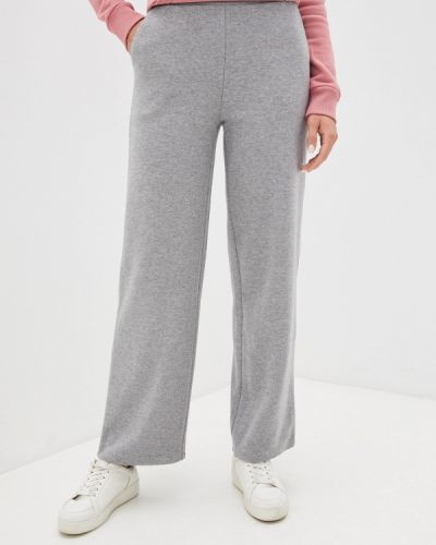 Серые брюки осенние Superdry
