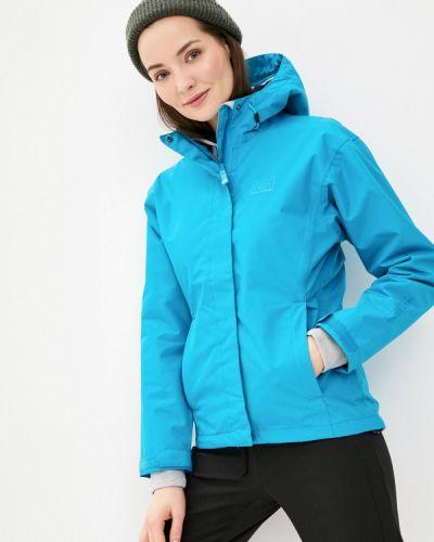 Куртка - голубая Helly Hansen