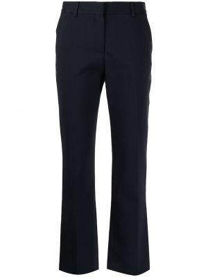 Зауженные брюки - синие See By Chloé