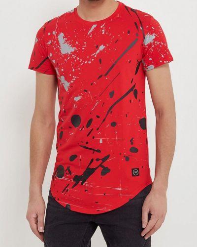Красная футболка Terance Kole