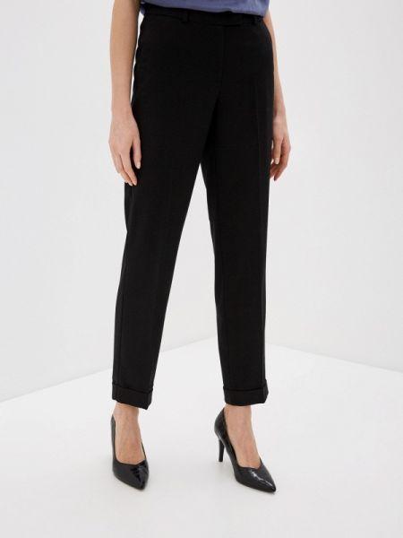 Классические брюки черные весенний Zarina