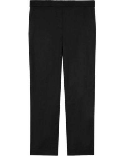 Czarne spodnie Theory