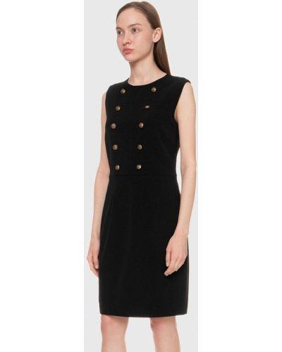 Платье - черное Polo Ralph Lauren