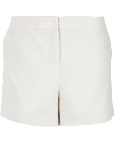 Белые шорты с карманами Martha Medeiros