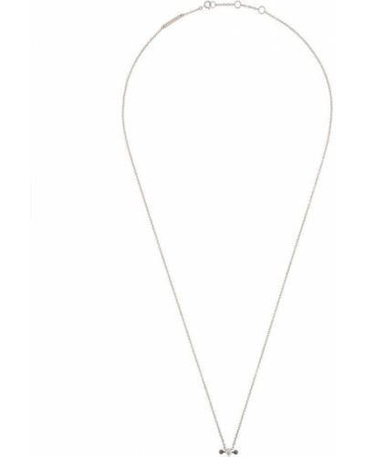 Ожерелье черный золотой Delfina Delettrez