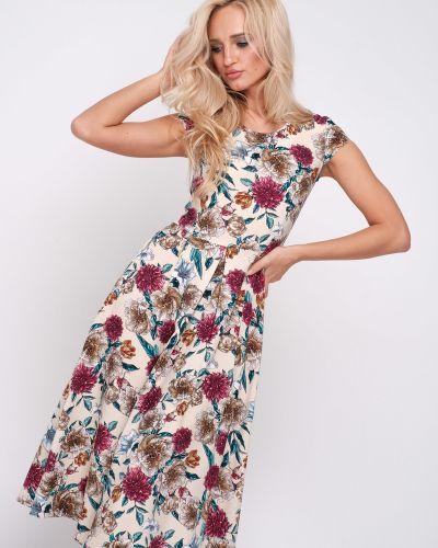 Платье на молнии Leleya