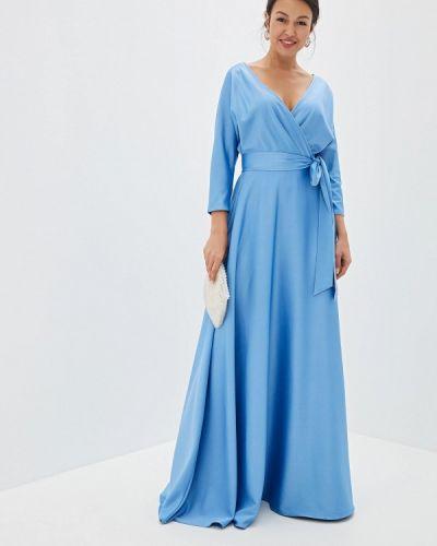 Вечернее платье - голубое Mazal