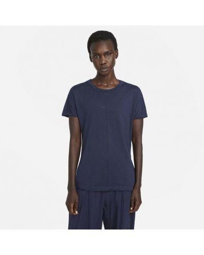 Światło niebieski t-shirt Nike