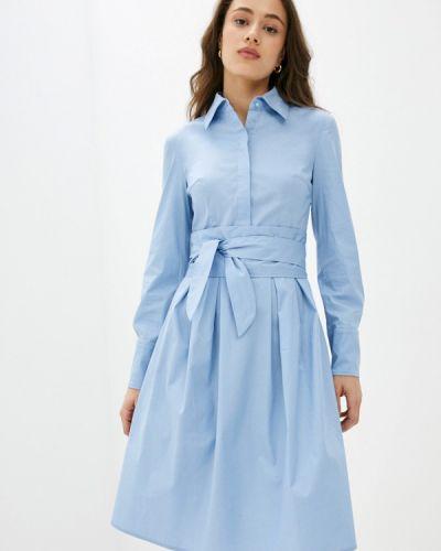 Платье - голубое D&m By 1001 Dress