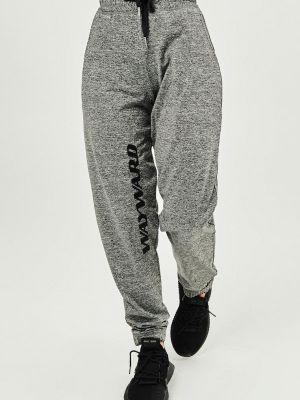 Спортивные брюки серые Jolifashn