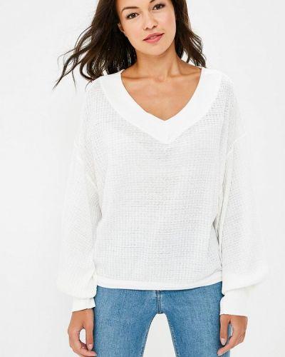 Пуловер белый Free People
