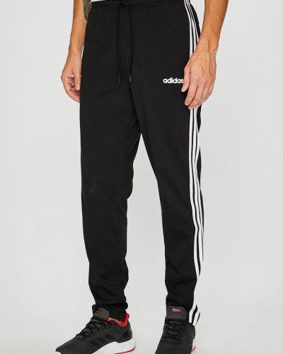 Спортивные брюки прямые с карманами Adidas Performance