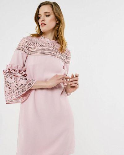 Розовое платье Ted Baker London