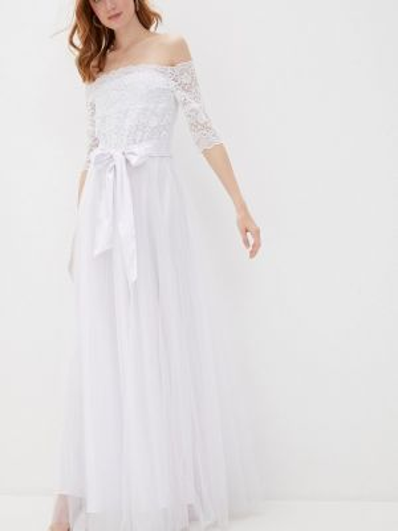 Свадебное платье весеннее Seam