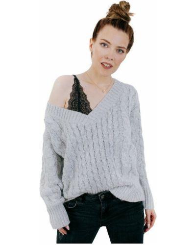 Szary sweter Lemoniade