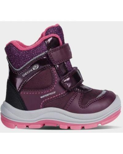 Повседневные текстильные ботинки Geox