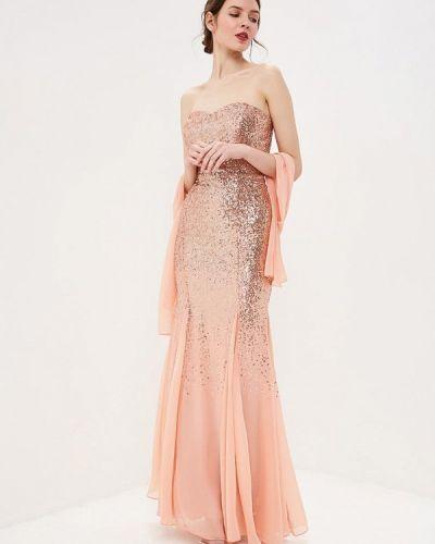 Вечернее платье весеннее королевы Goddiva