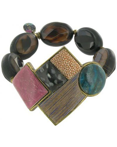 Кожаный браслет Nature Bijoux