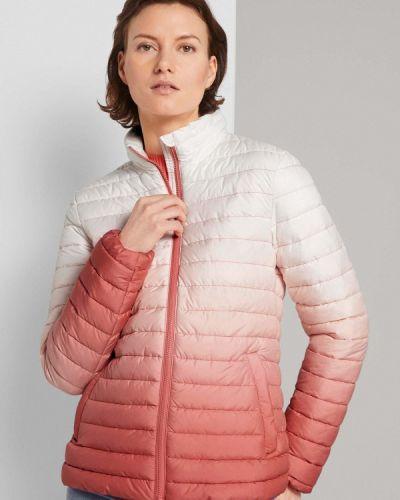 Утепленная куртка Tom Tailor