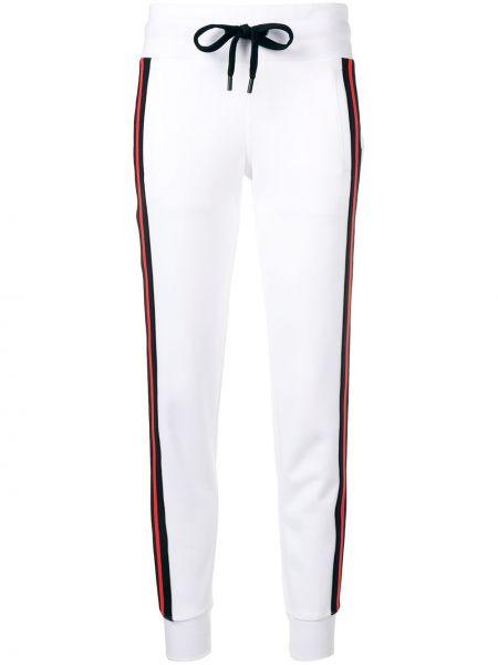 Спортивные брюки с поясом в полоску Dkny