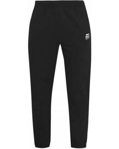 Спортивные брюки - черные Slazenger