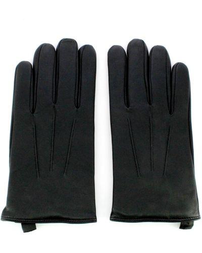 Rękawiczki skorzane Guess