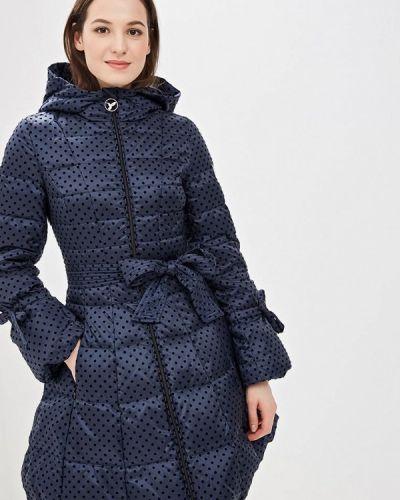 Зимняя куртка весенняя синий Odri Mio